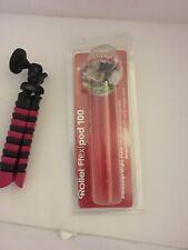 Rollei FLEXIPOD 100-Trípode Flexible Rosa