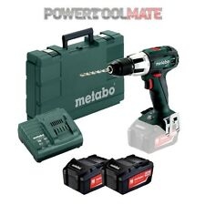 Metabo SB18LT 18V Compact Impact Driver with 2 x 4.0Ah Batteries - 602103580