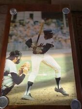Vintage Willie Mays Poster - Sports Illustrated 1970 OUT OF PRINT