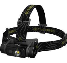 NITECORE HC60 max. 1000 Lumen schwarz LED Kopflampe Stirnlampe Höhle Geocaching