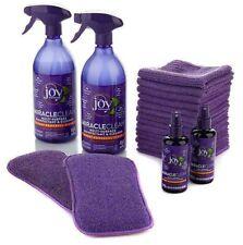 NEW Joy Mangano MiracleClean 20 pc Disinfectant Cleaner Super Set Orange Blossom