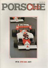 PORSCHE CLUB 10 1984 24H DU MANS LES PORSCHE EN GP 1961 1964 PORSCHE 718 787 804