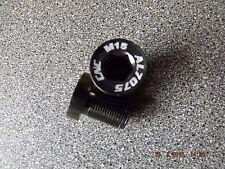 2 X M15 ALLOY BB CRANK BOLTS AL7005/7075 COLOURED SRAM/SHIMANO NEW  MTB XC
