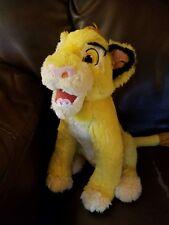 Disney Lion King Talking Simba Plush toy