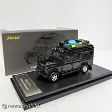 Land Rover Defender 110 Light Black Master 1/64