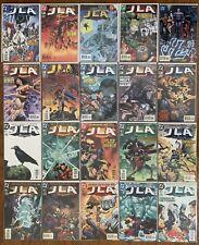 Dc Comic Book Lot Straight Run of 20 Jla #57-76 Justice League Of America. Vf+Nm