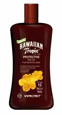 Hawaiian Tropic Protective huile Sèche Spf15 100ml