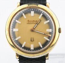 1974 Bulova Accutron Men's Gold-Plated Tuning Fork Mvmt 2110 Watch Original Band