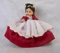 "Vintage Madame Alexander Marme 7.5"" Doll Box #415 Little Women Storyland Series"