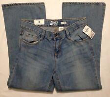 Girls Sz 8 P Blue Jeans Bootcut Pants Osh Kosh B'gosh NWT Petite *