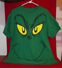 Dr. Seuss Grinch T-Shirt - Extra Large