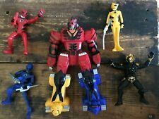 2008 Power Rangers Jungle Fury Adventure Set Used Complete