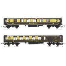 Hornby Pullman Passenger Coaches Coach Twin Pack - NEW Ex-R1202 - OO Gauge