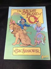The Secret Island Of Oz Eric Shanower First Graphic Novel #7 October 1986
