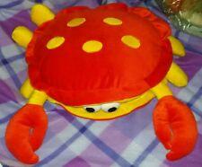 GRANCHIO PELUCHE GIGANTE 50Cm - Plush Crab Figure Spongebob Disney Trudi Mattel