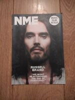 NME MAGAZINE 12 MAY 2017 RUSSELL BRAND & MORE EXCELLENT CONDITION