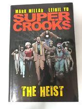 Alternative  Super Crooks The Heist GN HC VF+ Bagged