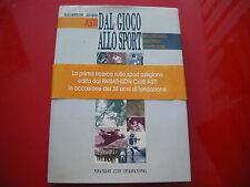 PAOLO MONTICONE/EZIO MOSSO-ASTI-DAL GIOCO ALLO SPORT-PANATHLON CLUB - 1997