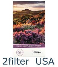Lee Filters Soft Grad ND Set 0.3 0.6 0.9 100x150mm Neutral Density Filter 4x6
