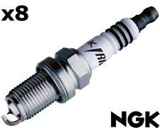 NGK Spark Plug Iridium IX FOR Fiat X 1/9 1978-89 1.5 Convertible BPR8EIX x8