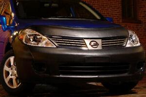 OEM NEW Front Cosmetic Bra Cover Mask Black 2007-2012 Nissan Versa 999N14T000