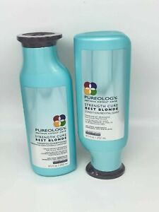 Pureology - Strength Cure Best Blonde Shampoo and Conditioner Duo - 8.5 oz