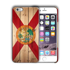 Florida State Flag Iphone 4s 5 5s 5c SE 6 6s 7 8 X XS Max XR Plus Case Cover 02