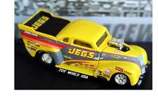 '02 100% Hot Wheels Pro Mods Rod & Custom Magazine '37 Pro Mod Chevy