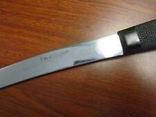 "VINTAGE CATTARAUGUS 8"" Serrated Bread  KNIFE total12"" long"