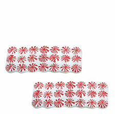 Dept 56 Village Cross Product Accessories Peppermint Street Straight Set Of 2