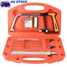 DIY 11-in-1 Multifunction Hand Saw For Steel Metal Glass Wood Cutting Tool Set