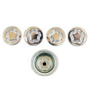 For Genuine Wheel Lock Exposed Closed-end Nut Set OEM For Nissan 999H1A7003