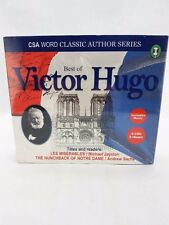 Best of Victor Hugo/ CSA Word Classic Author Series (4 CDs 5 Hours)