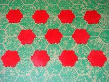 Heroscape Terrain Molten Lava 1-Hex Tile X11  - Volcarren Wasteland