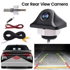 Car Reversing Rotating Camera Side Parking 170° Angle Rear View Night Vision