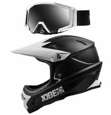 Jobe Detroit Package Helmet mit Brille Jetski Wakeboard Waterski Kayak