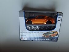 Maisto 1:24  Diecast Metal Assembly KIT 2014 FORD MUSTANG STREET RACER