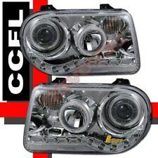G3 Super Bright Halo LED Projector Headlights For 05-09 Chrysler 300C SRT-8