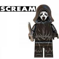 Scream Ghostface Movie Mini Figure Custom Minifig Horror 36