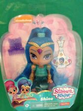 NICKELODEON SHIMMER AND SHINE - SHINE DOLL WITH GENIE GEM STICKERS