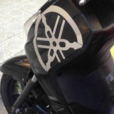 2 adesivi logo yamaha diapason 28 x 21 cm tagliato stickers per moto a0608