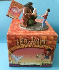Royal Doulton Harry Potter Harry's 11th Birthday Group Limited Edition Hagrid