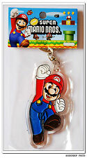 Super Mario Bros Porte-Cle/Keychain Mario マリオ