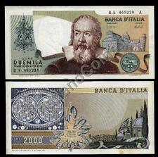 2000 Lire Galileo 8.10. 1973 FDS
