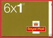 Mb4c 6x1st Correct Postcodes Self Adhesive Booklet
