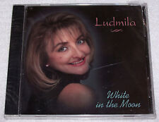Ludmila White in the Moon CD  Brand New Sealed
