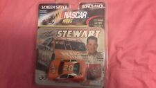tony stewart nascar screen saver bonus pack mip 1999