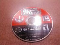 Nintendo GameCube NGC Disc Only Tested Star Wars Rebel Strike Rogue Squadron III