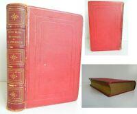 RENDU VICTOR LES ANIMAUX DE LA FRANCE illust. 258 gravures Hachette 1875 E.O
