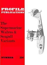 WALRUS & SEAGULL VARIANTS: PROFILE  #224/ 23 PAGES + A3 COL/ NEW PRINT FACSIMILE